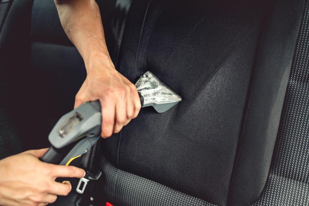 Pranie tapicerki samochodowej material Auto SPA